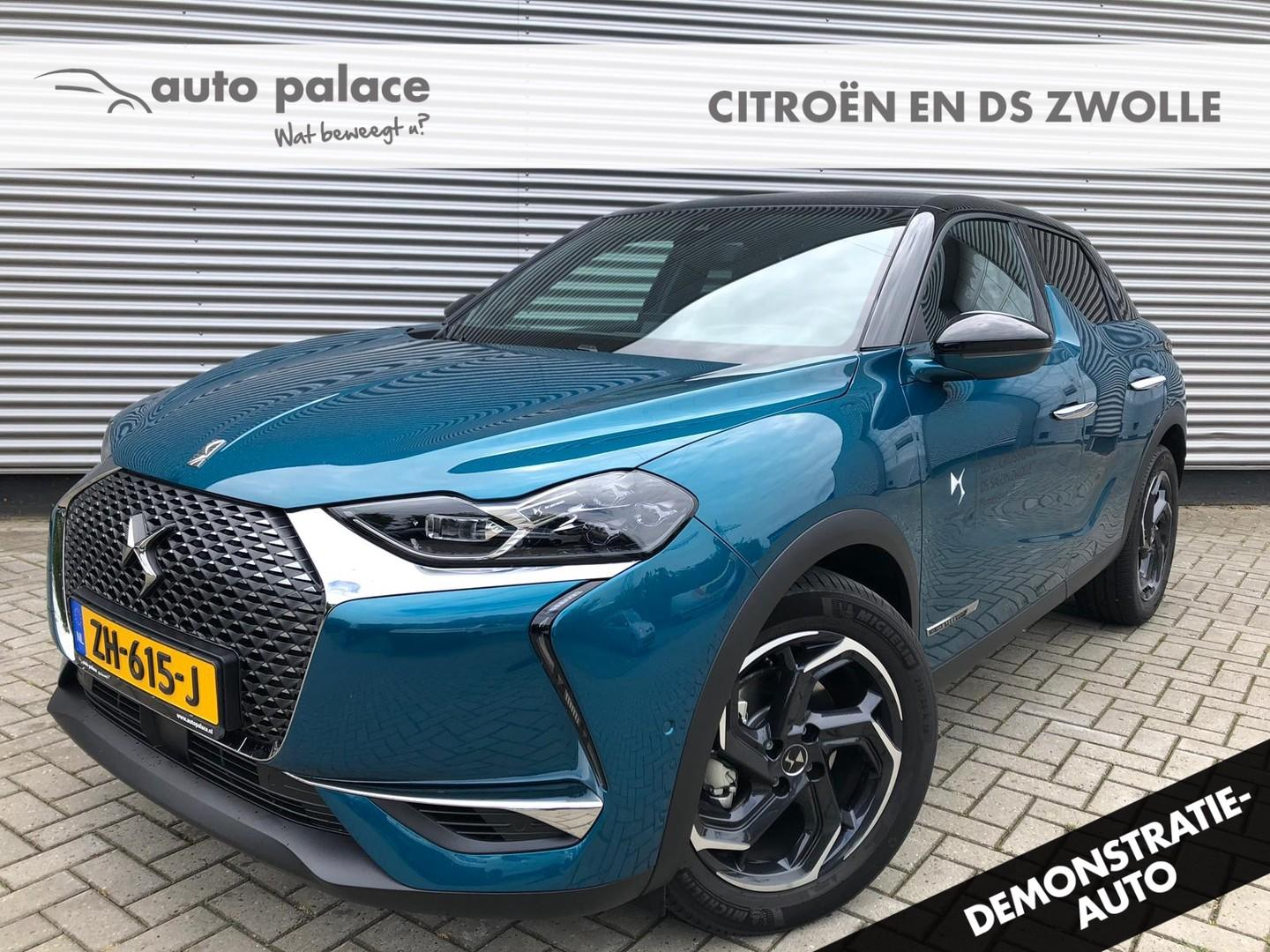 Ds Ds 3 crossback 1.2 puretech 130pk aut grand chic