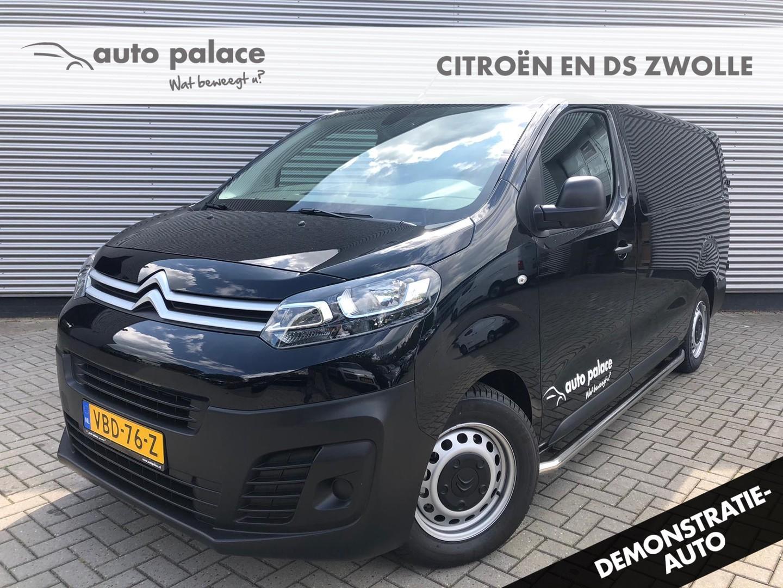 Citroën Jumpy Xl 2.0 bluehdi 120pk s&s 3-zits club