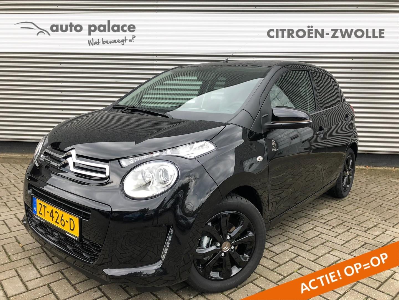 Citroën C1 Vti 72pk origins nu € 13445! rijklaar