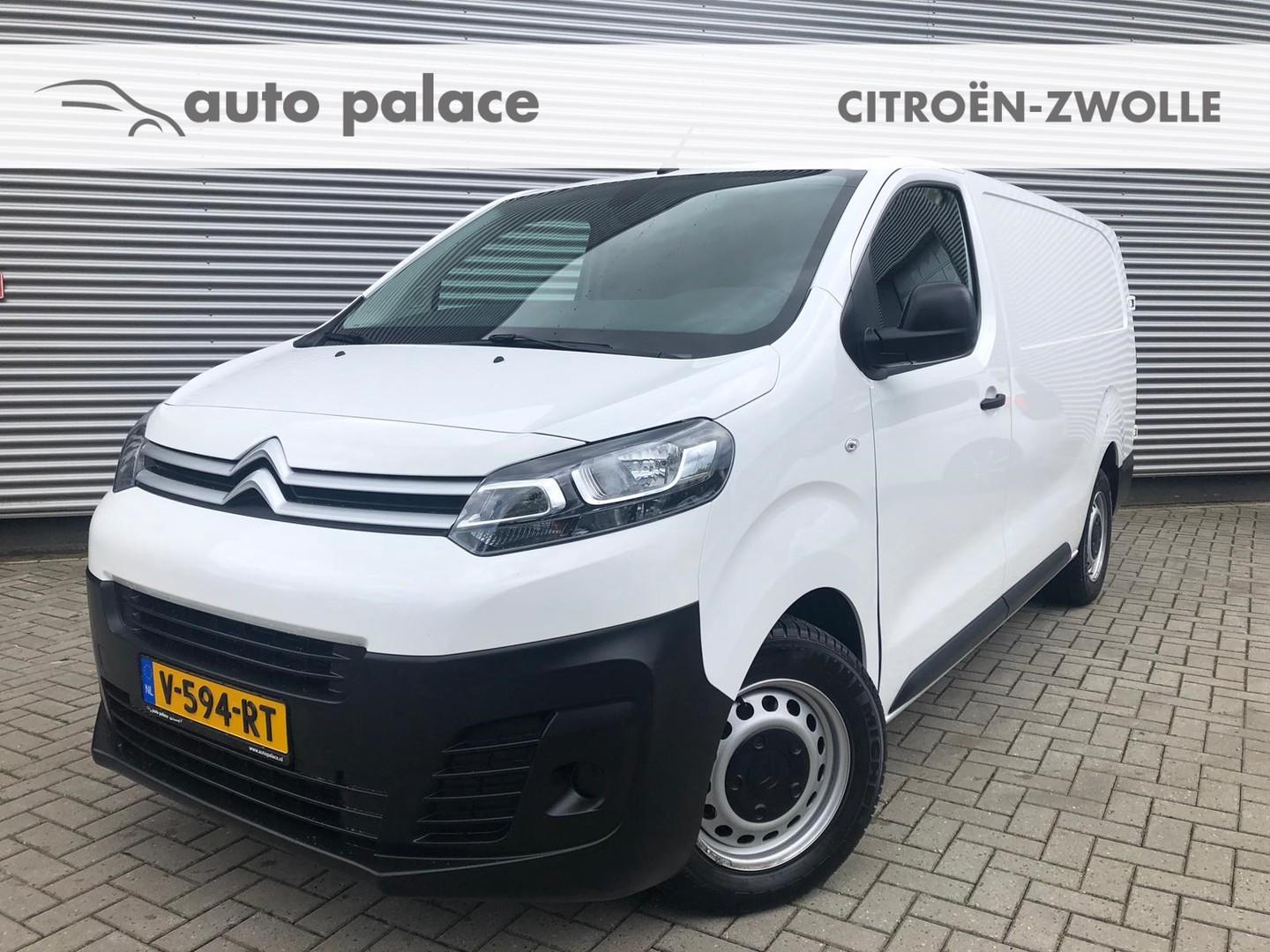 Citroën Jumpy Xl 2.0 hdi 120pk club trekhaak