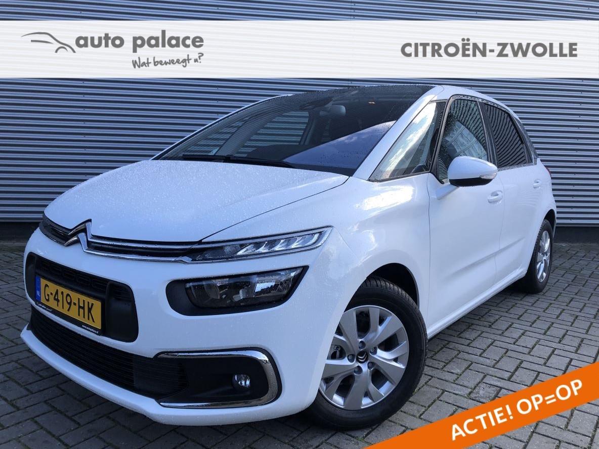 Citroën C4 spacetourer 1.2 puretech 130pk business nu 25.945! navi