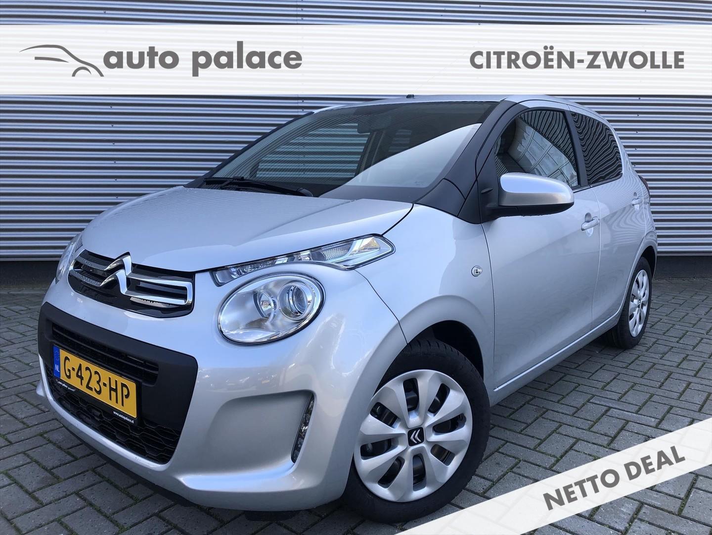 Citroën C1 1.0 vti 72pk feel