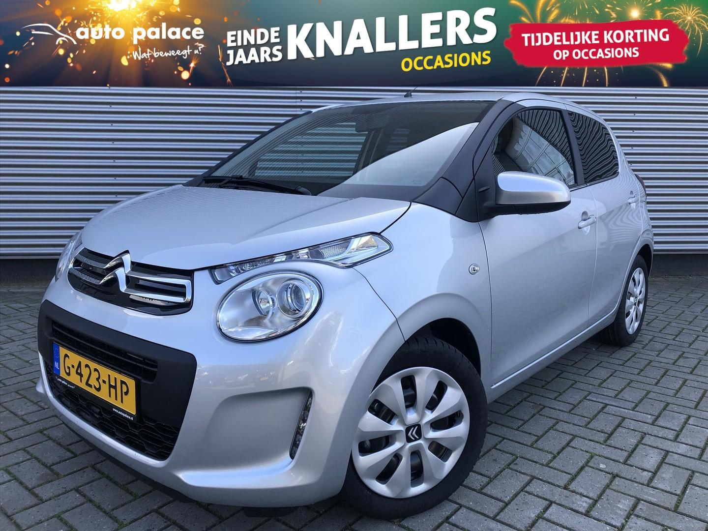 Citroën C1 1.0 vti 72pk feel nu € 11950!