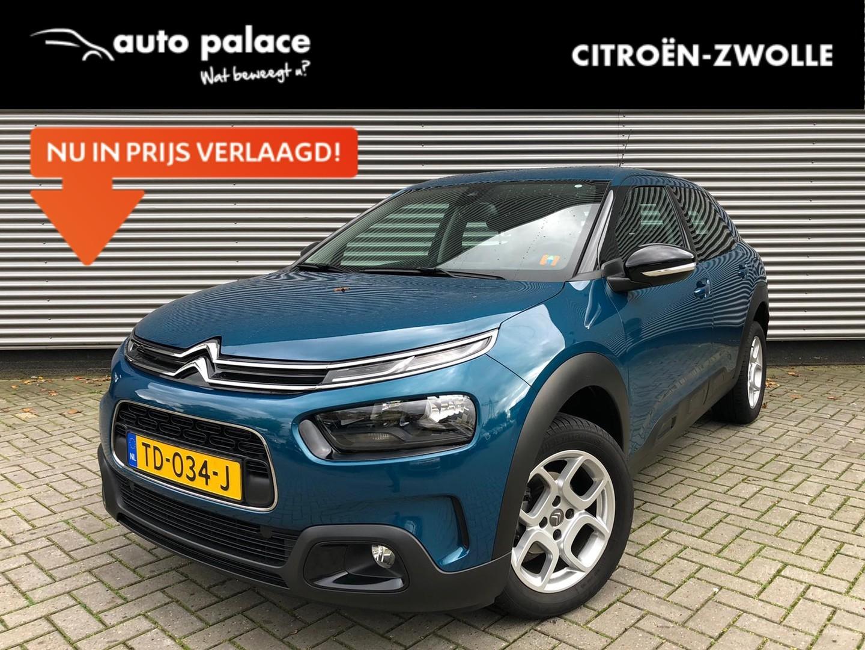 Citroën C4 cactus Puretech 110pk turbo business nu €14.999 !