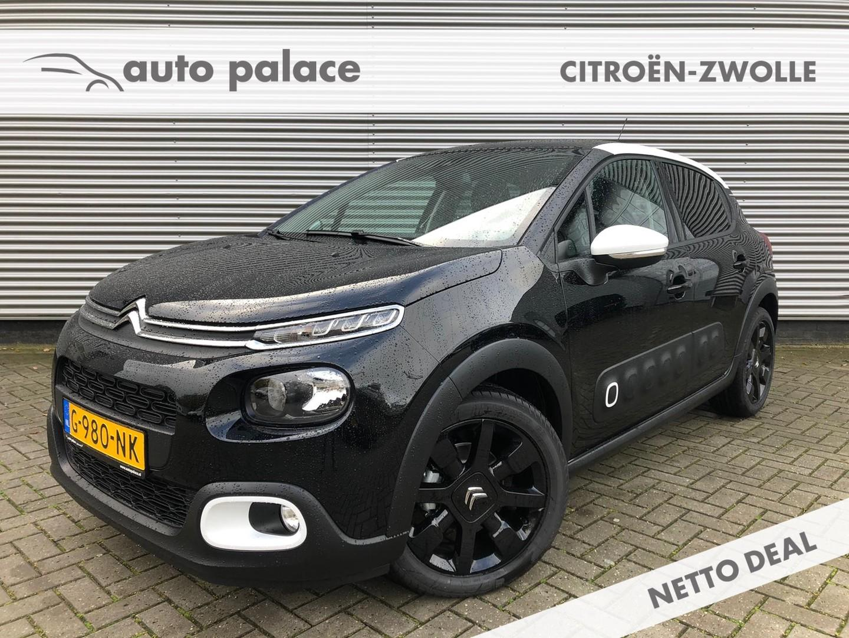 Citroën C3 1.2 puretech 110pk business nu 21.950euro!