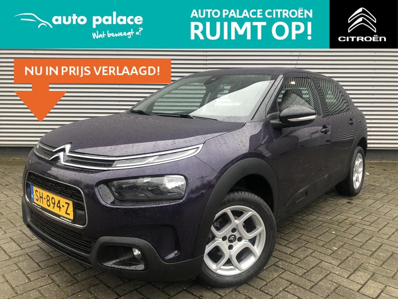 Citroën C4 cactus Turbo 110pk business navigatie