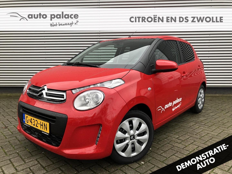 Citroën C1 1.0 vti 72pk s&s 5d feel airco