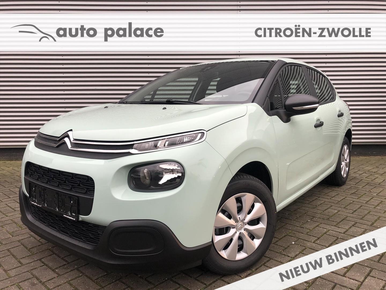 Citroën C3 1.2 82pk