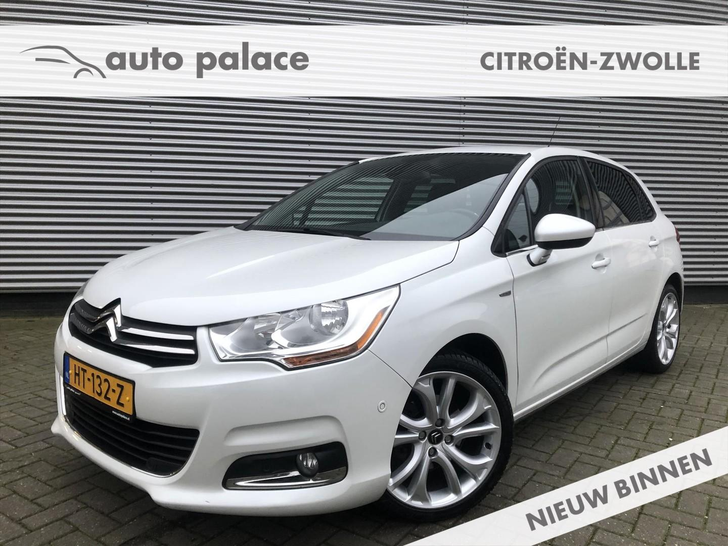 Citroën C4 1.2 e-thp 131pk exclusive leder