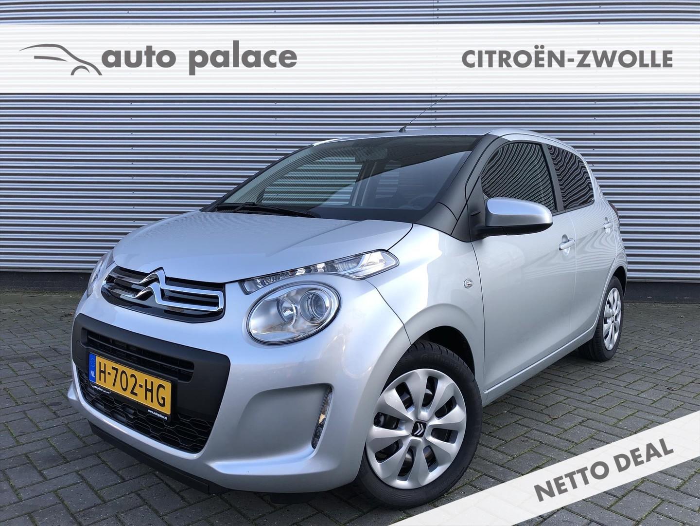 Citroën C1 1.0 vti 72pk 5d feel nu voor €11.950!