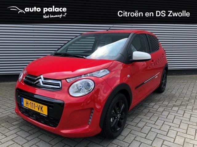 Citroën C1 1.0 vti 72pk 5d urban ride uniek! direct wegrijden! netto deal!