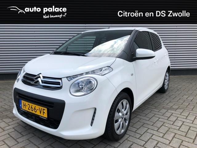 Citroën C1 Vti 72pk feel nieuwe auto! rijklaar scherpe prijs !!