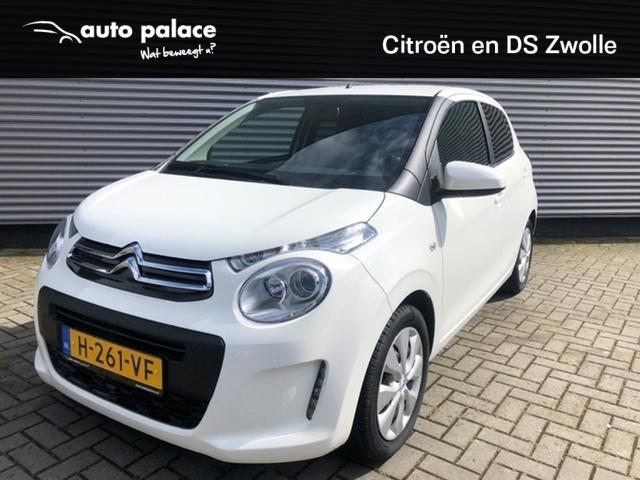 Citroën C1 1.0 vti 72pk feel nieuw! rijklaar! netto deal !