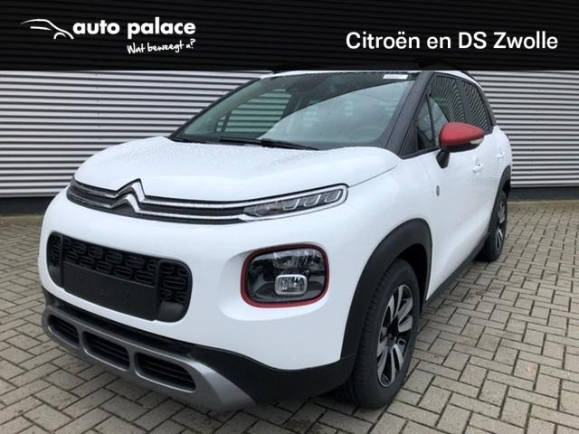 Citroën C3 aircross 1.2 puretech 110pk c-series nieuw, unieke uitvoering!