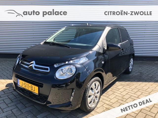 Citroën C1 72pk 5d feel airco netto deal