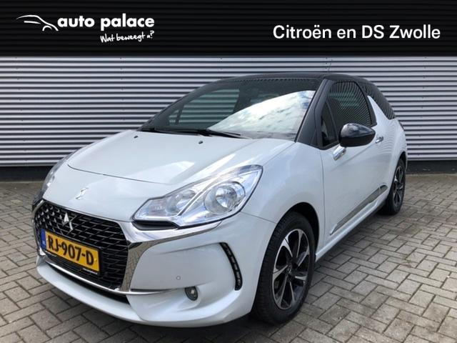Ds Ds 3 1.2t puretech 110pk  connected chic navigatie