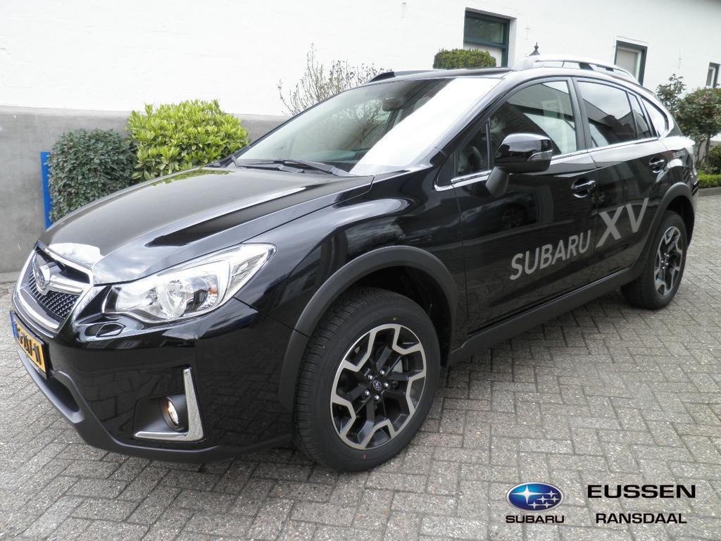 Subaru Xv 2.0 i awd cvt premium leer/navigatie/xenon