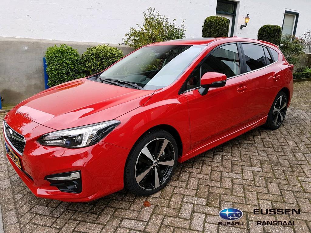 Subaru Impreza 1.6 4wd premium eyesight