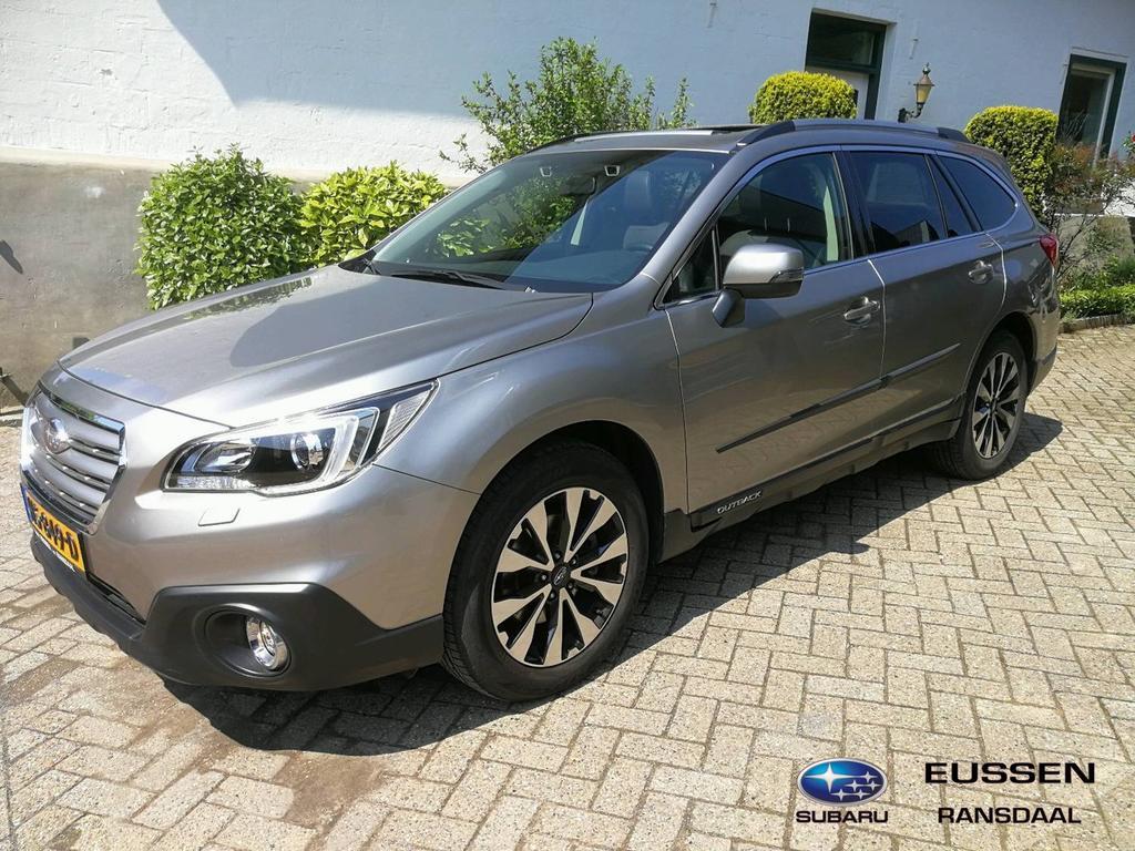 Subaru Outback 2.5i premium eyesight nieuwstaat