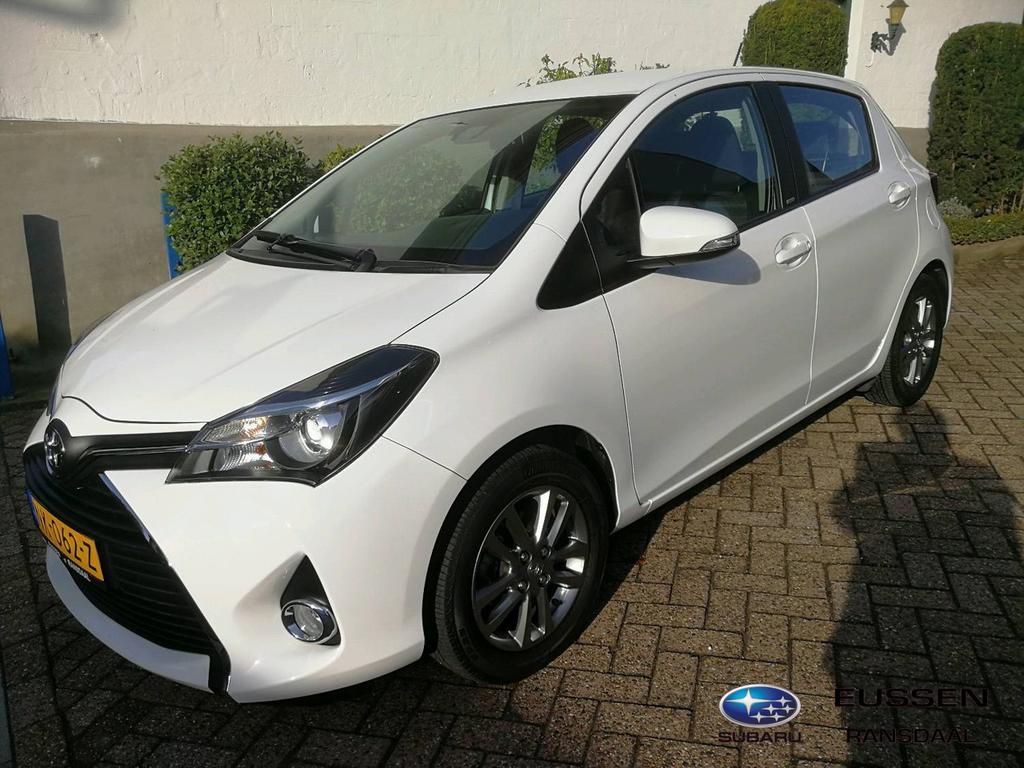 Toyota Yaris 1.3 vvt-i edition s