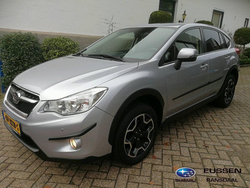 Subaru Xv 2.0i luxury awd
