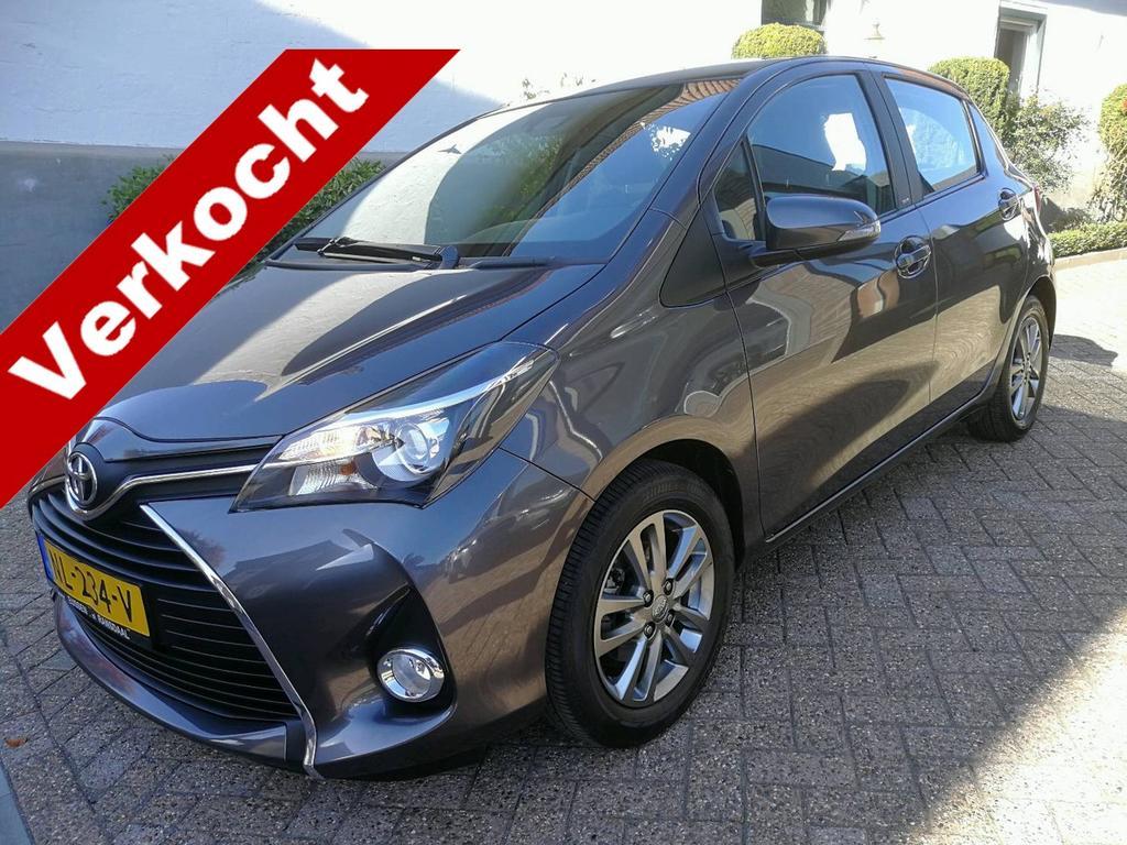 Toyota Yaris 1.0 vvt edition s