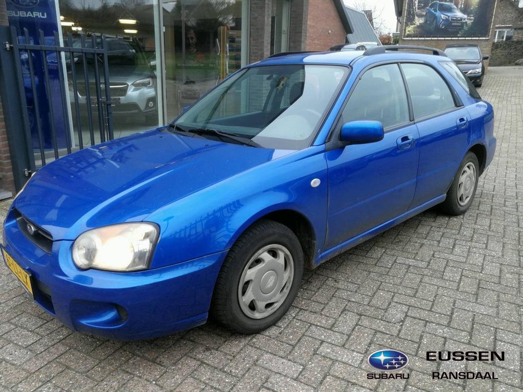 Subaru Impreza Plus 1.6 ts awd