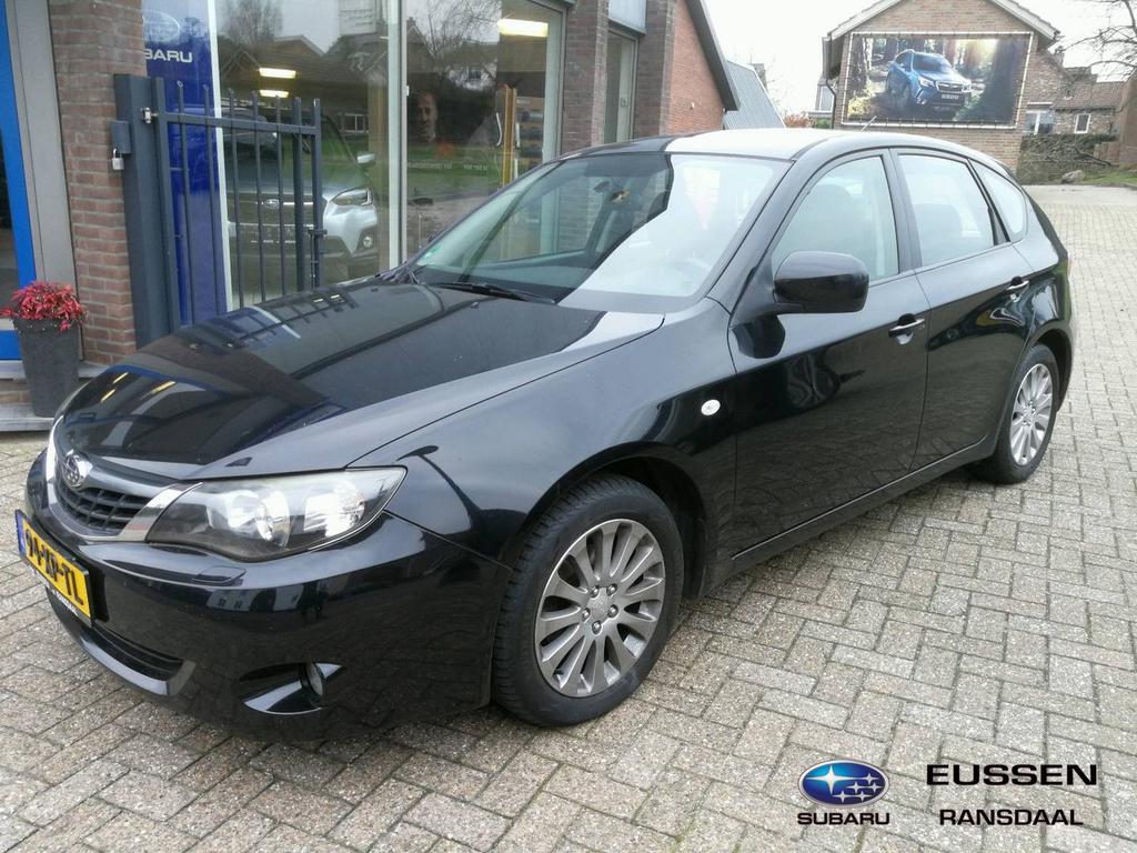 Subaru Impreza 2.0r sport awd