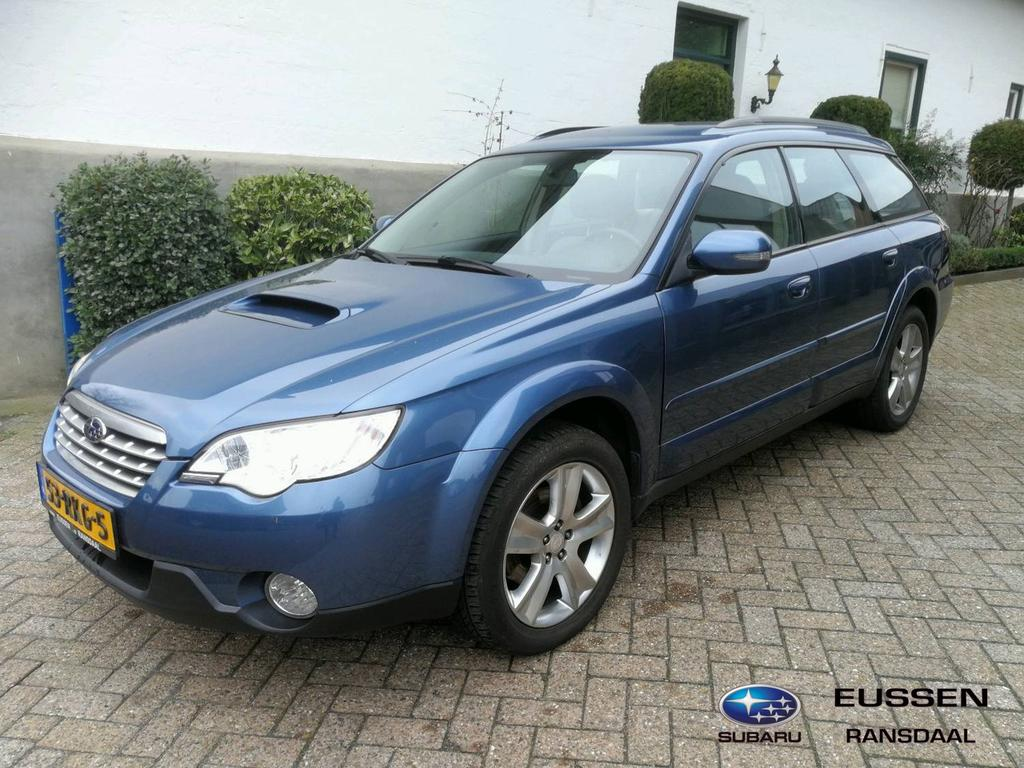 Subaru Outback 2.0d exclusive edition export prijs