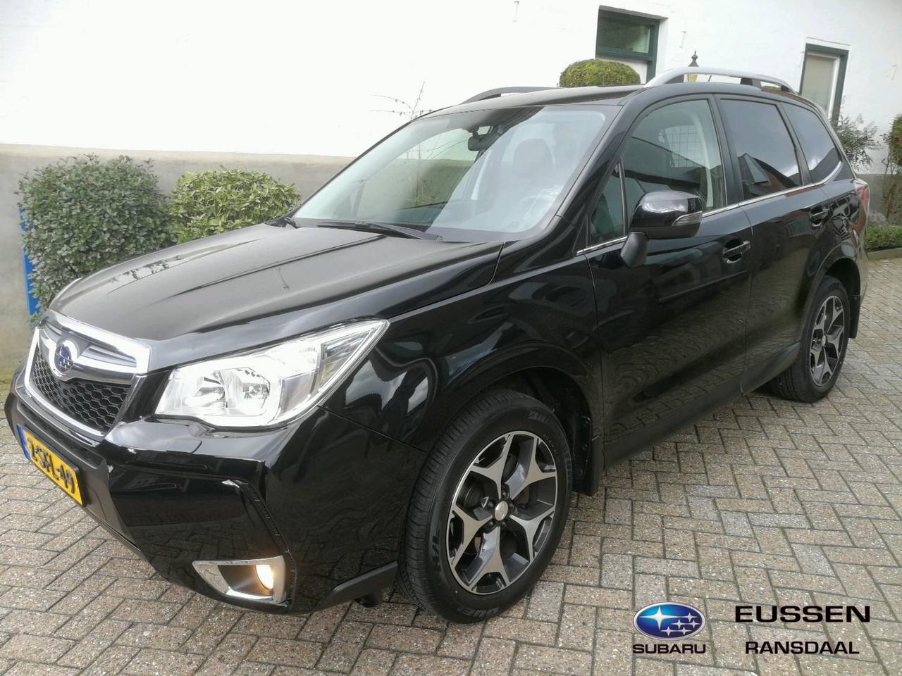 Subaru Forester 2.0 xt sport navigatie / trekhaak / zeer nette auto