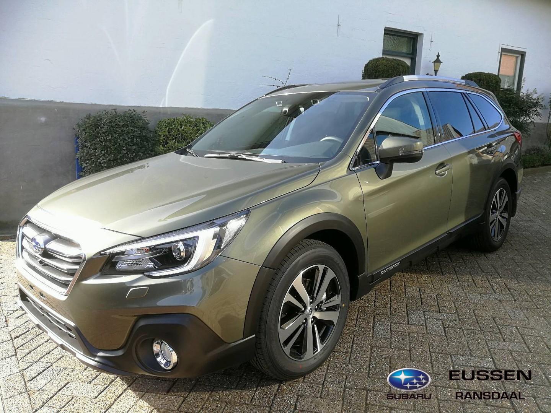 Subaru Outback 2.5i premium full options