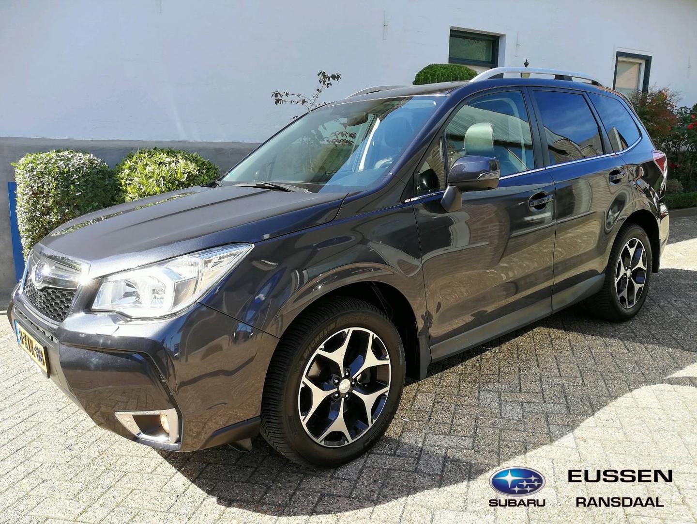 Subaru Forester 2.0 xt sport executive