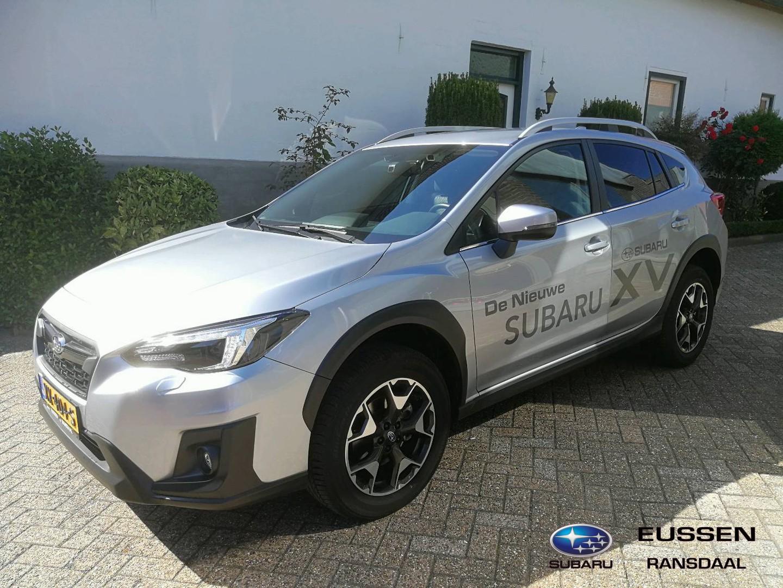 Subaru Xv 1.6i luxury navigatie/dodehoek detectie/keyless access