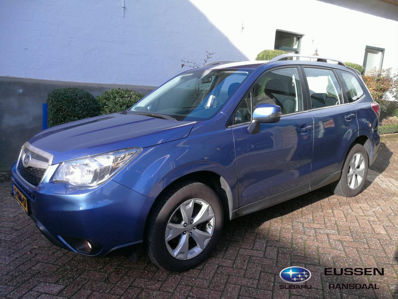 Subaru Forester 2.0 luxury