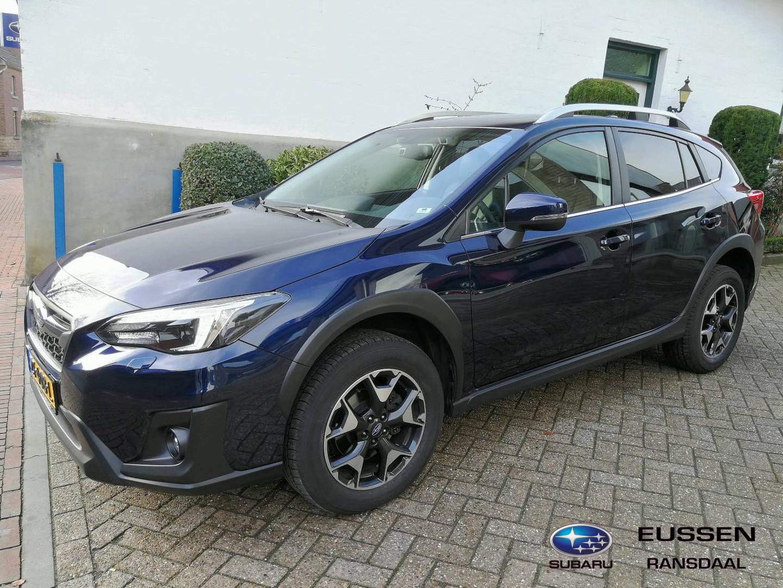 Subaru Xv 1.6i premium eyesight leer/schuifdak