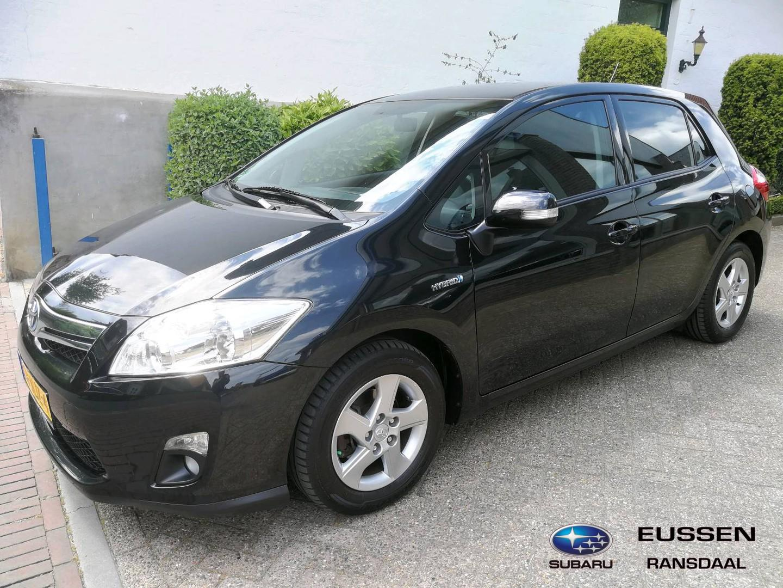 Toyota Auris 1.8 full hybrid aspiration