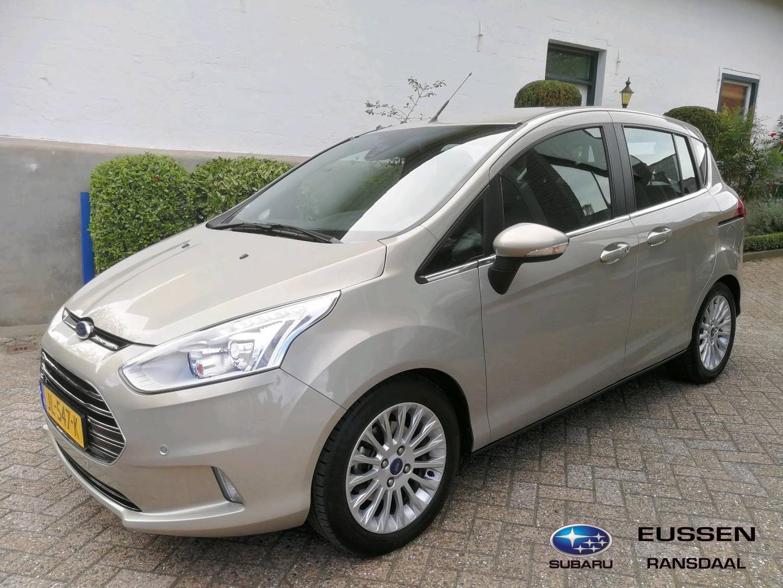 Ford B-max 1.0 ecoboost titanium in nieuwstaat