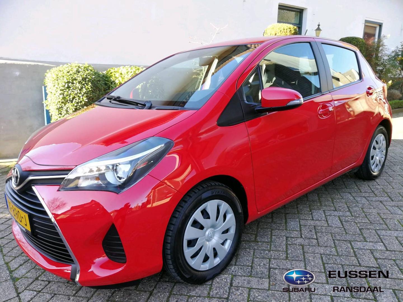 Toyota Yaris 1.3 vvt-i aspiration