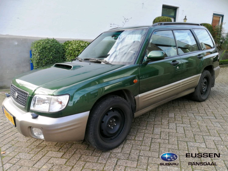 Subaru Forester 2.0 awd xt