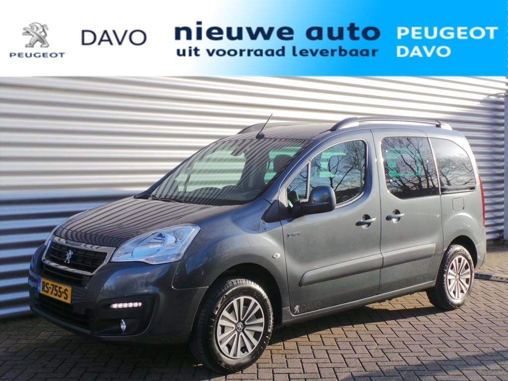 Peugeot Partner Tepee electric! nu met vervangende vakantie auto!!