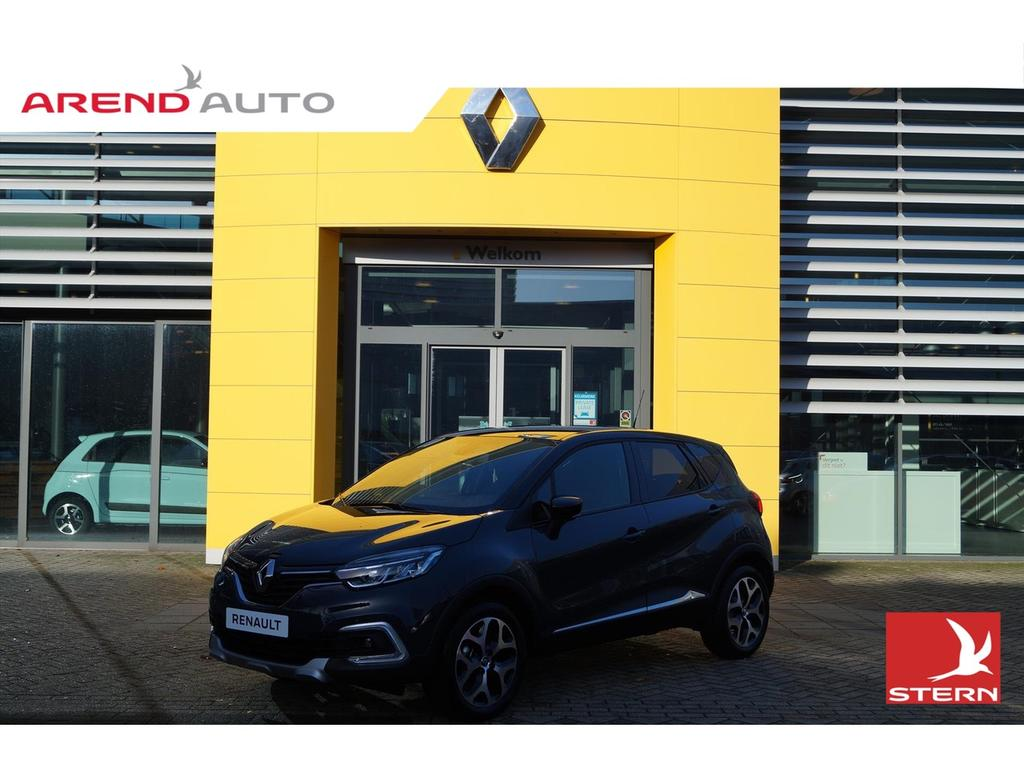 Renault Captur Tce 90 S S Intens Bij Arend Auto Renault Arend Auto
