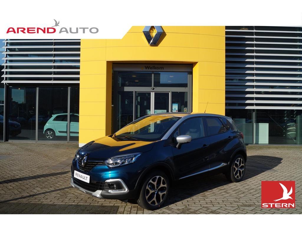 Renault Captur Energy Tce 90 Intens Bij Arend Auto Dacia Arend