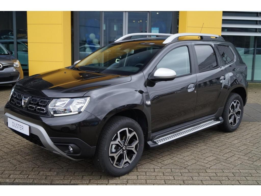 dacia duster tce 125 s s prestige bij arend auto dacia arend auto dacia. Black Bedroom Furniture Sets. Home Design Ideas