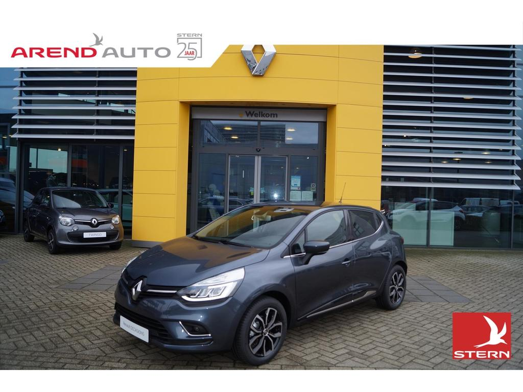 renault clio tce 90 intens led verlichting
