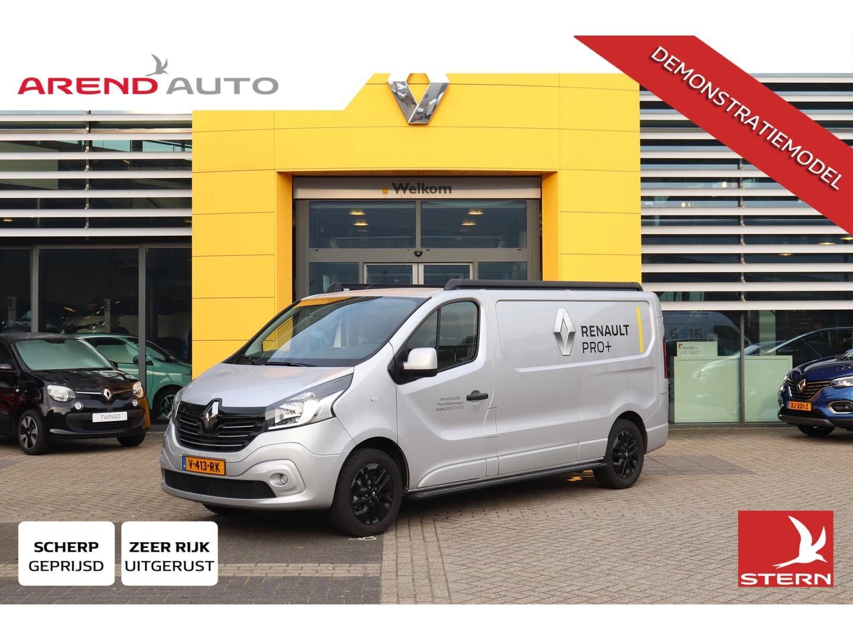 Renault Trafic L2h1 t29 special edition dci 120 eu6 / navigatie / parkeersensoren / special black velgen