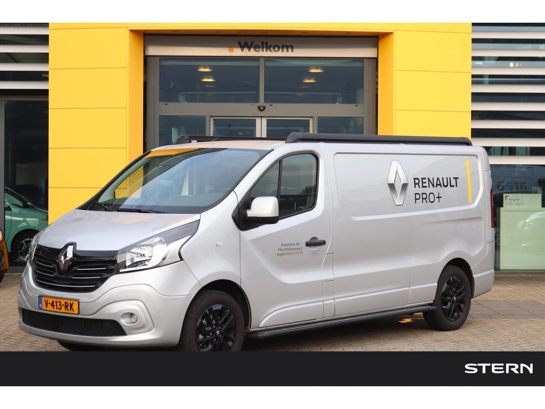 Renault Trafic L2h1 t29 special edition dci 120 eu6 / special edition / navigatie / parkeersensoren / special black velgen