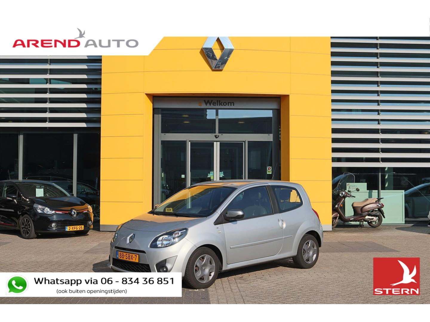 Renault Twingo 1.2 75 quickshift night & day / automaat