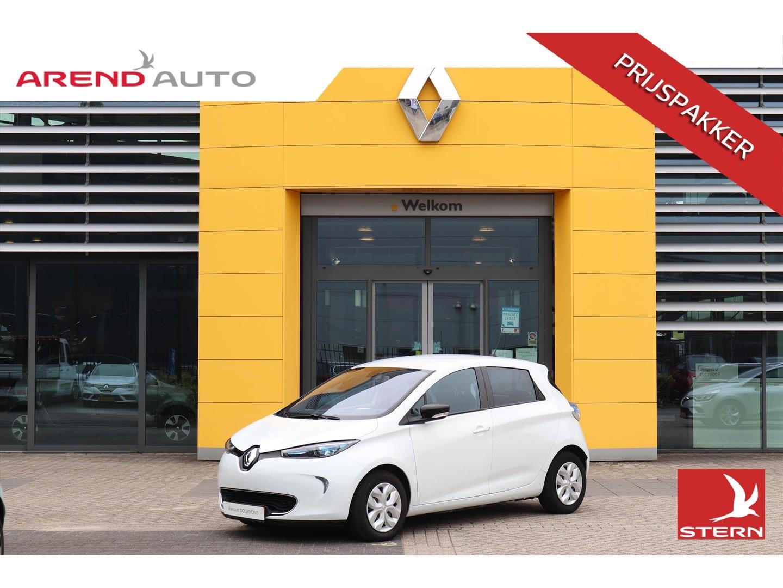 Renault Zoe Life / 120km rijbereik / accuhuur / btw auto