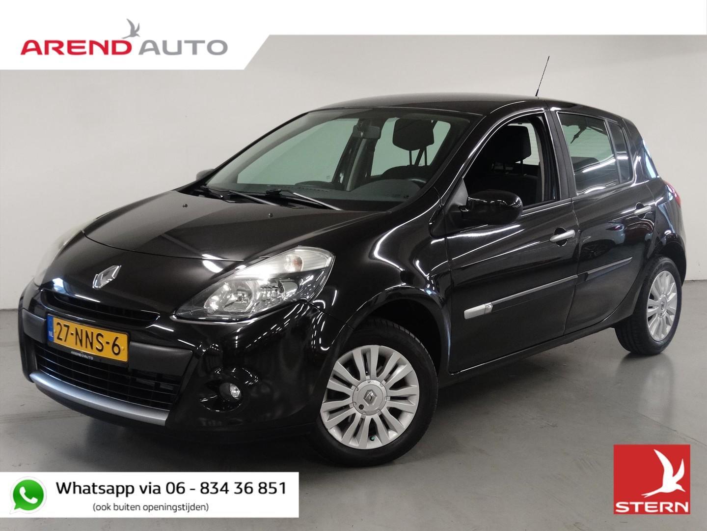 Renault Clio 1.2-16v 75 collection / 6 mnd garantie