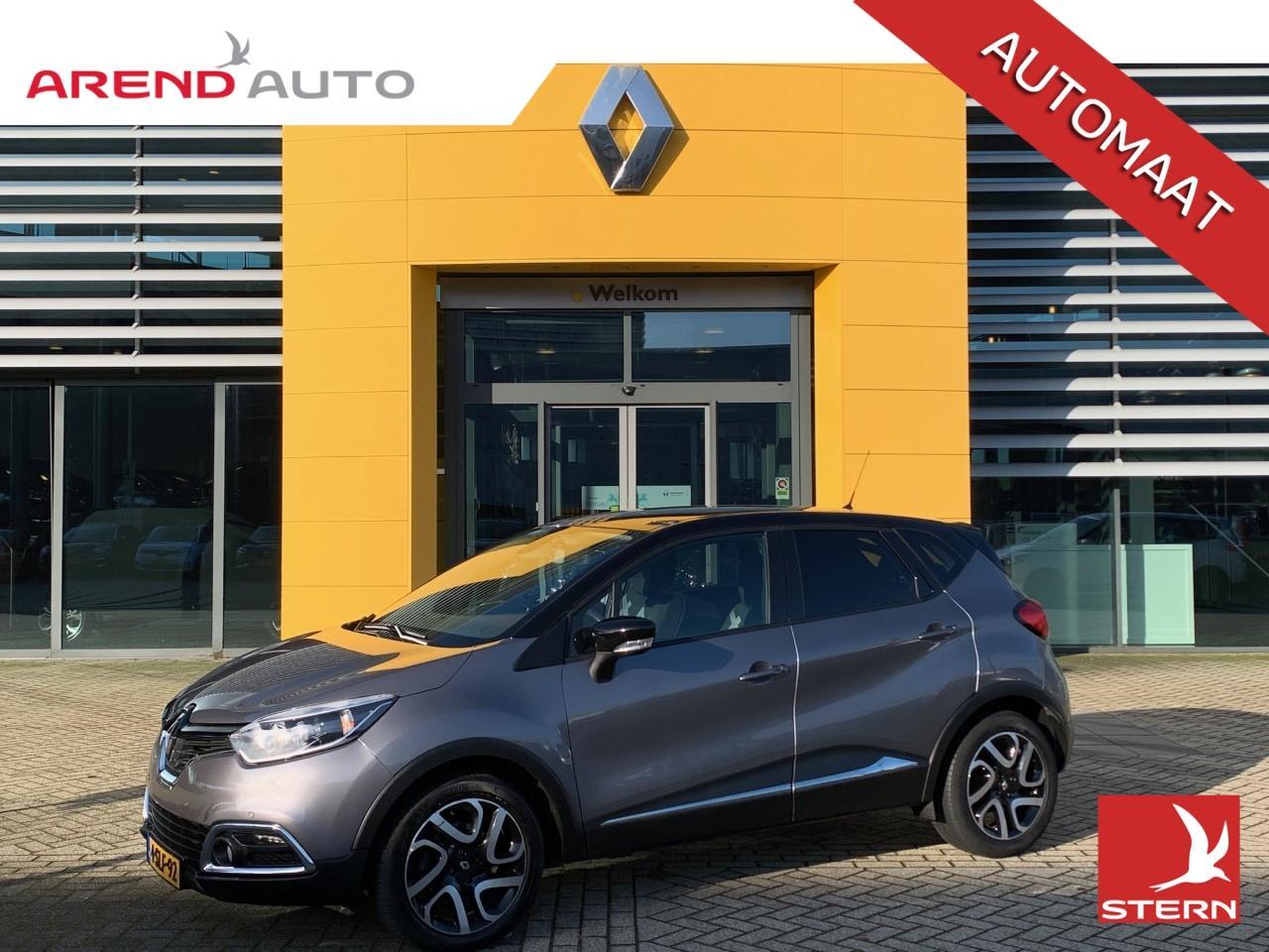 Renault Captur Tce 120 edc dynamique / automaat / parkeersensoren